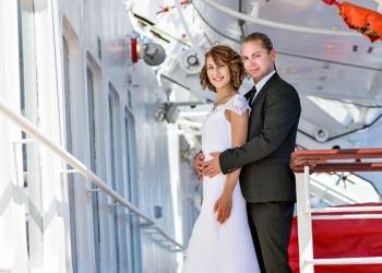 Сеть магазинов Афродита - спонсор Свадьбы-Круиз 2015