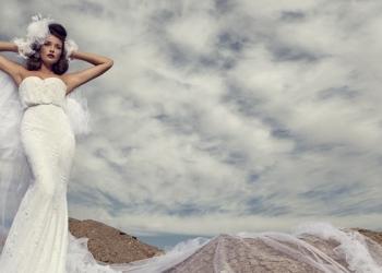 Свадебные платья от Dimitrius Dalia невестам «СВАДЬБА-КРУИЗ 2013»