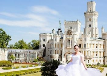 Как организовать свадьбу в замке